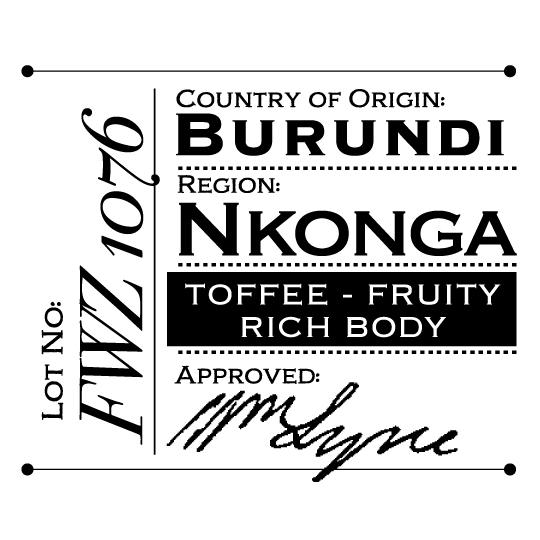 Burundi Nkonga
