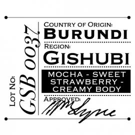 Burundi Gishubi