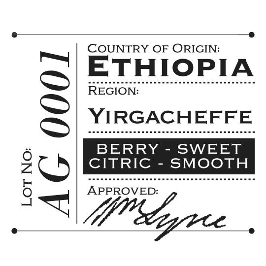 Premium Yirgacheffe