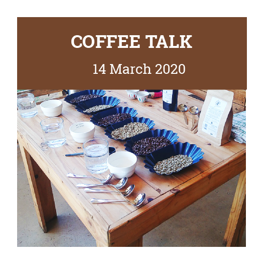 Coffee Talk 14th March