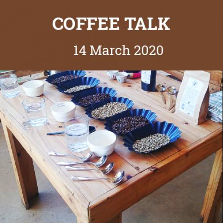 Coffee Talk 14th March
