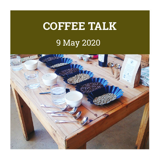 Coffee Talk  9th May
