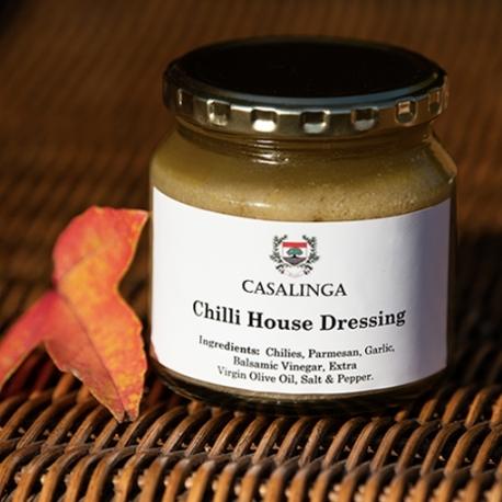 Chilli Parmesan Dressing